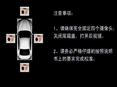 360度全景倒车影像|3d全景泊车|智能倒车轨迹|深圳道